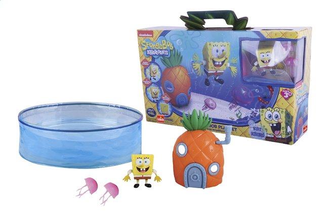 Afbeelding van Goliath speelset Spongebob Squarepants Robo from ColliShop