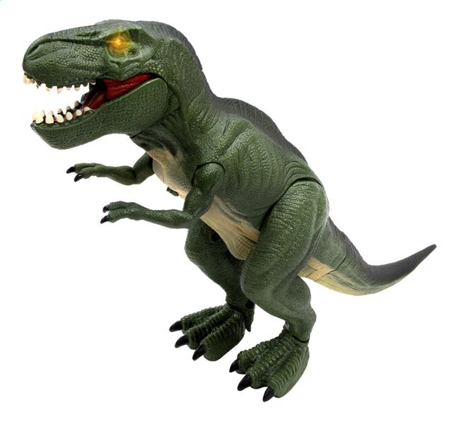 Figuur Mighty Megasaur Mid Size dinos T-Rex