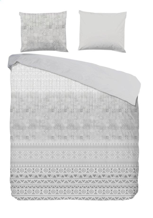 Image pour Good Morning Housse de couette Mar grey coton 140 x 220 cm à partir de ColliShop