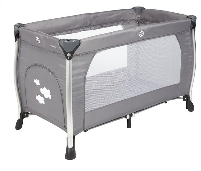 Afbeelding van Dreambee Reisbed Essentials Luxury grijs from ColliShop