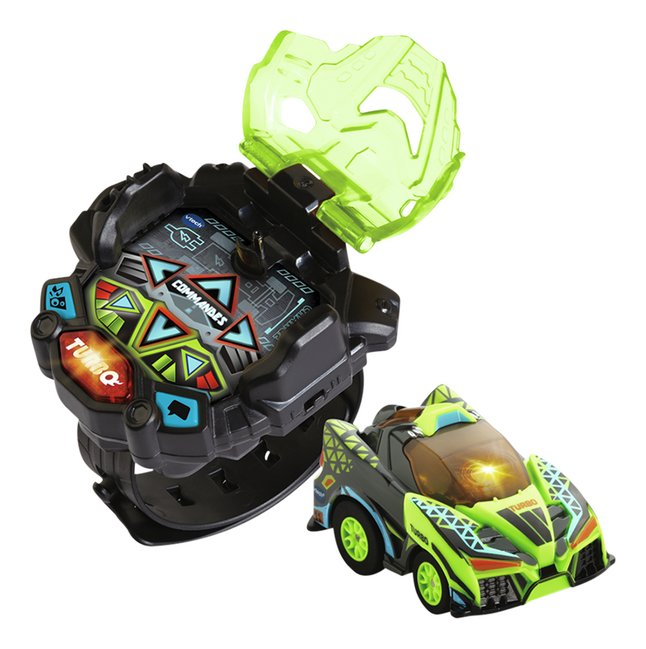 VTech voiture Turbo Force Green Racer