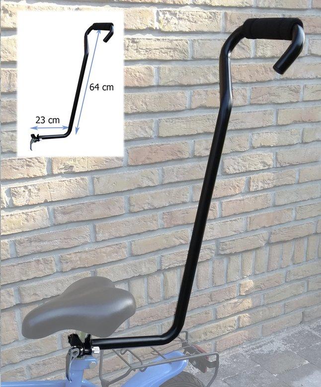 Image pour Barre d'apprentissage pour vélo d'enfants à partir de ColliShop