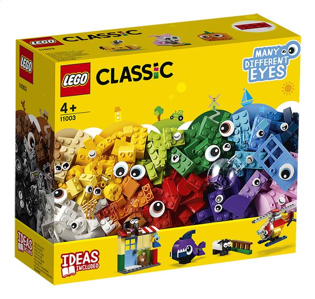 Image pour LEGO Classic 11003 La boîte de briques et d'yeux à partir de ColliShop