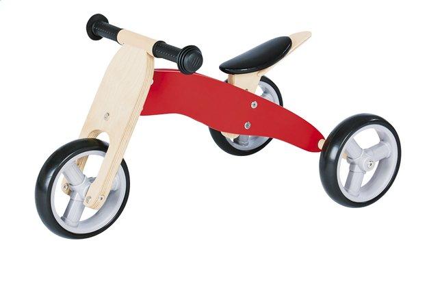 Afbeelding van Pinolino houten loopfiets Charlie from ColliShop