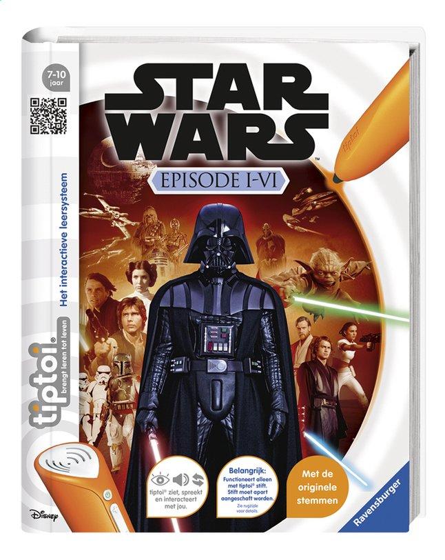 Image pour Ravensburger Tiptoi boek Star Wars Episode I-VI NL à partir de ColliShop