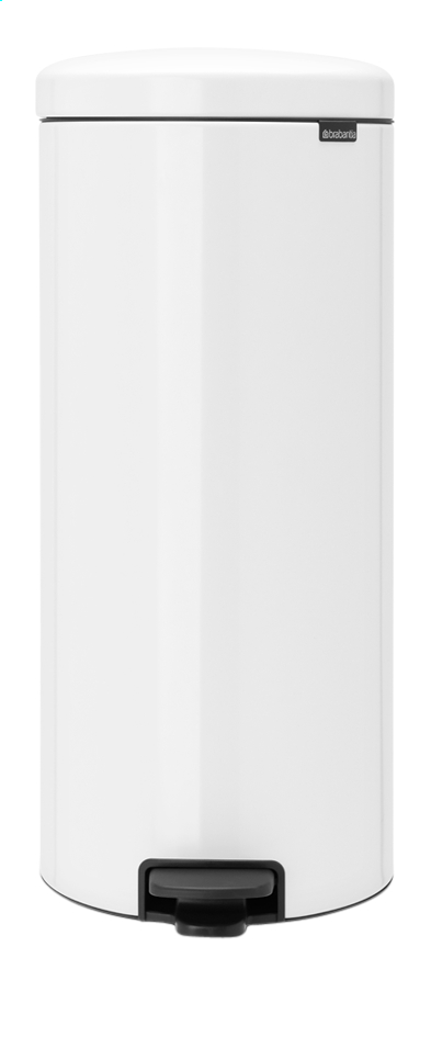 Afbeelding van Brabantia Pedaalemmer newIcon wit 30 l from ColliShop