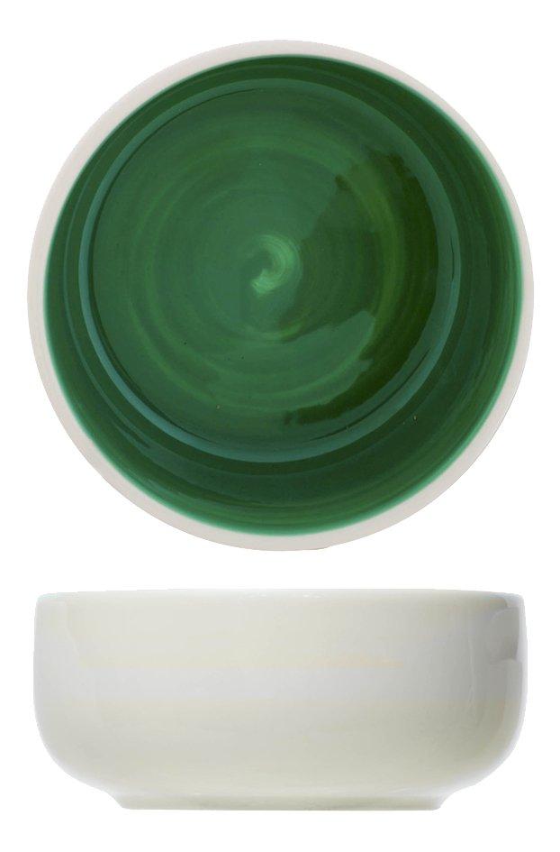 Afbeelding van Cosy & Trendy 6 kommetjes Invertida Ø 13,5 cm groen from ColliShop