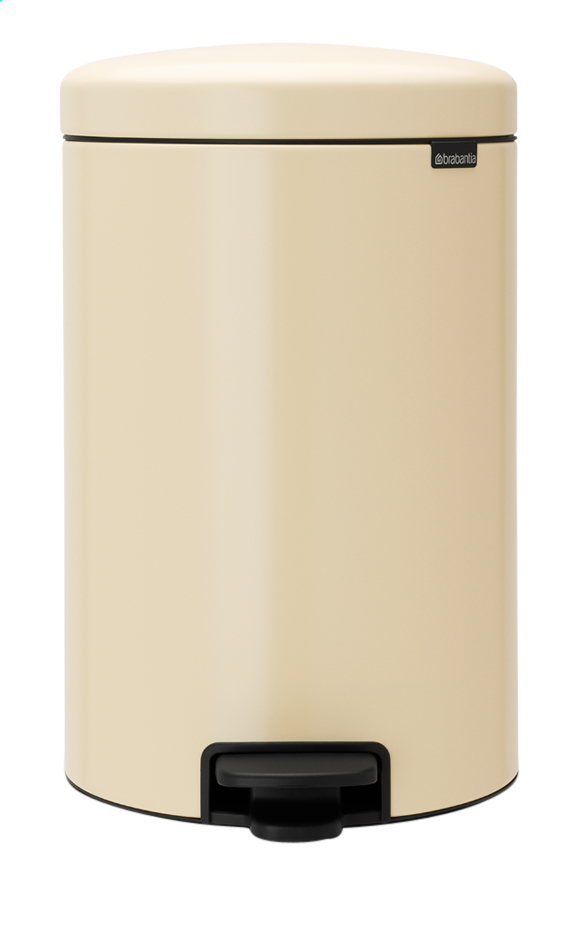 Afbeelding van Brabantia Pedaalemmer newIcon almond 20 l from ColliShop