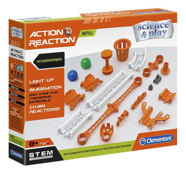 Clementoni Wetenschap & Spel Actie & Reactie - Uitbreiding Accessoires
