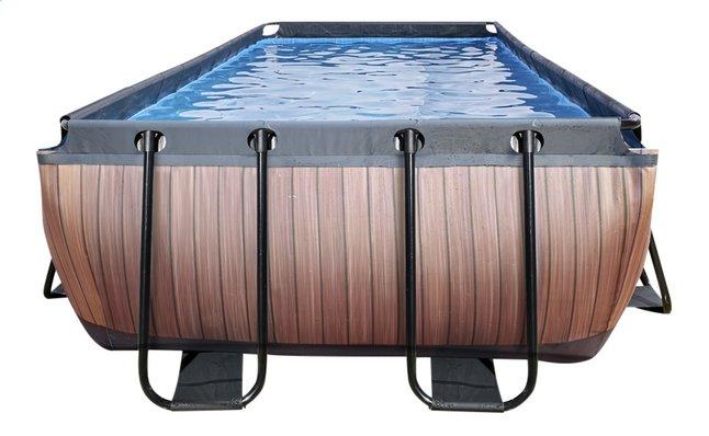 Afbeelding van EXIT zwembad Wood 4 x 2 m from ColliShop