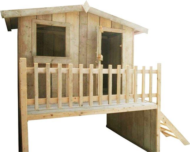 Dutchwood maisonnette en bois