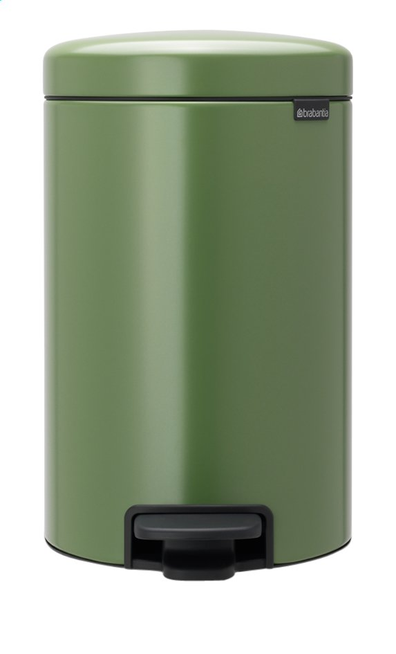 Afbeelding van Brabantia Pedaalemmer newIcon Moss Green 12 l from ColliShop