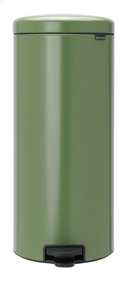 Afbeelding van Brabantia Pedaalemmer NewIcon Moss Green 30 l from ColliShop