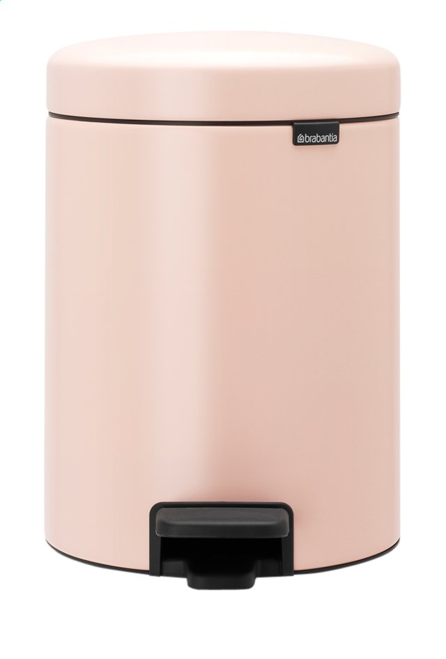 Afbeelding van Brabantia Pedaalemmer newIcon Clay Pink 5 l from ColliShop