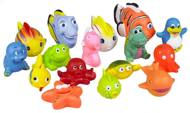 Afbeelding van DreamLand baddiertjes Mijn vriendjes van de diepzee from ColliShop