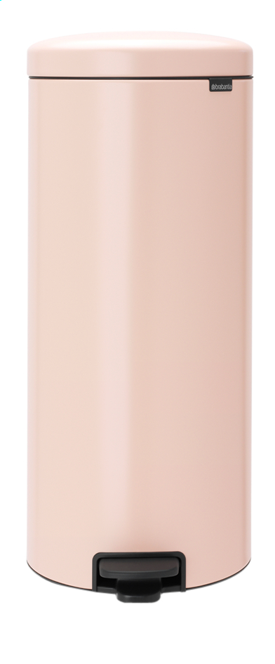 Afbeelding van Brabantia Pedaalemmer NewIcon Clay Pink 30 l from ColliShop