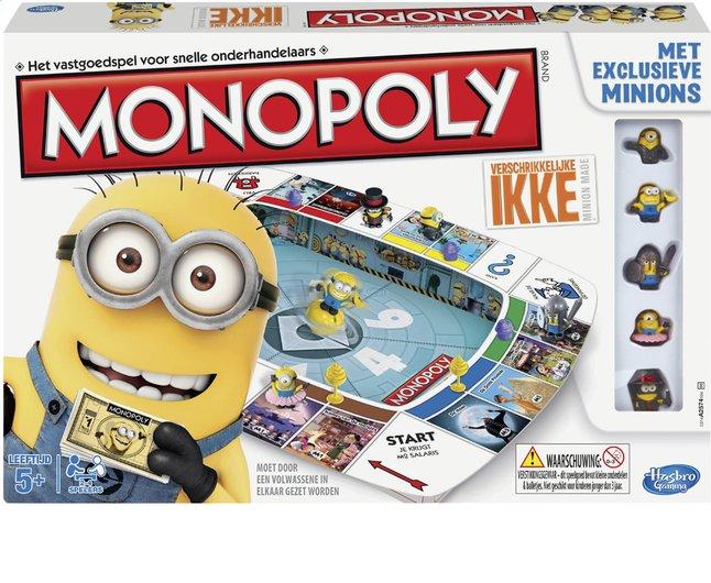 Afbeelding van Monopoly Verschrikkelijke Ikke from ColliShop