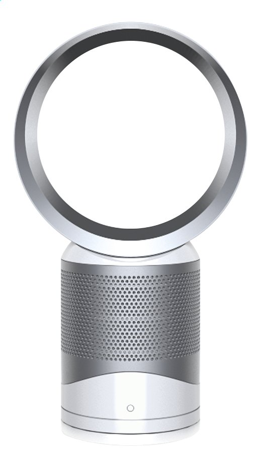 dyson purificateur d 39 air pure cool link desk blanc argent. Black Bedroom Furniture Sets. Home Design Ideas