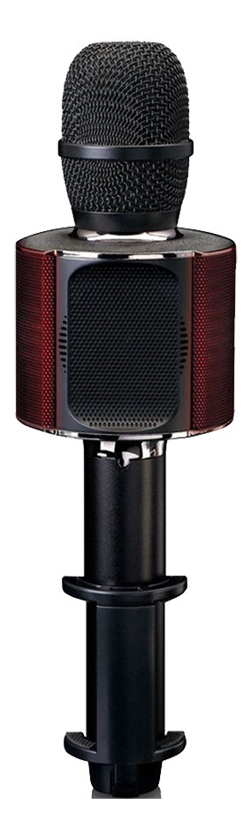 Lenco micro Bluetooth et lumières noir