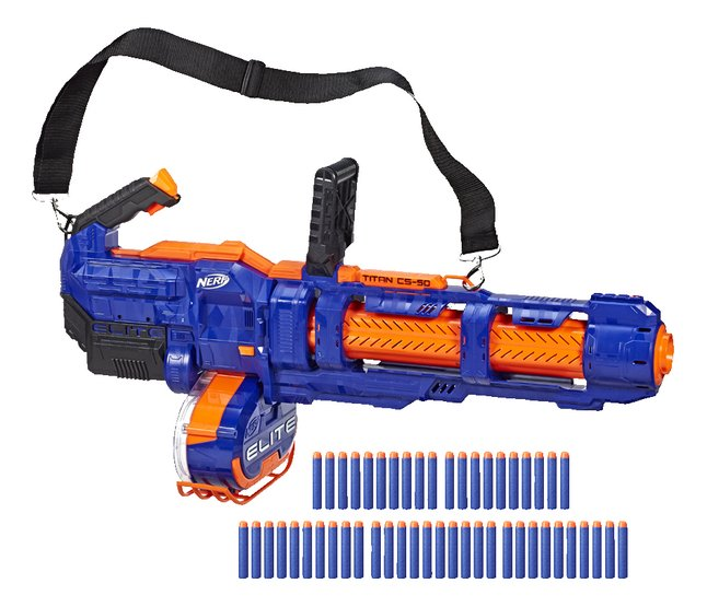 Afbeelding van Nerf blaster N-Strike Elite Titan CS-50 from ColliShop