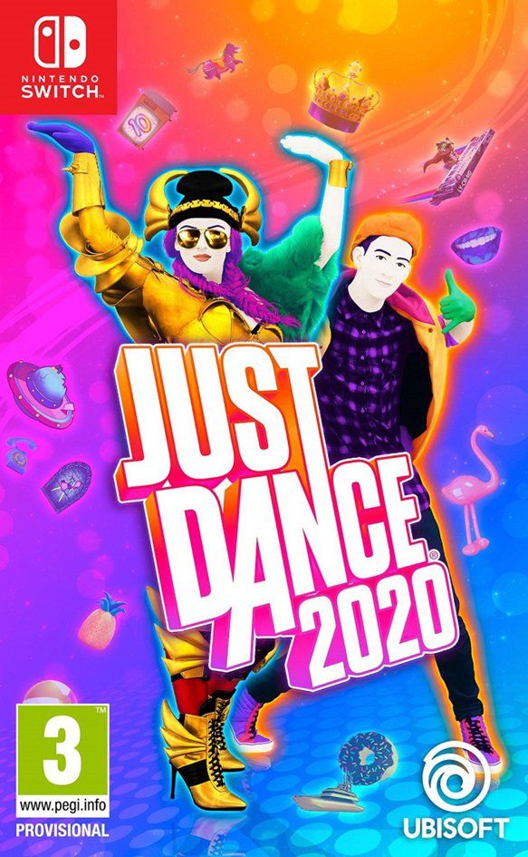 Afbeelding van Nintendo Switch Just Dance 2020 ENG/FR from ColliShop