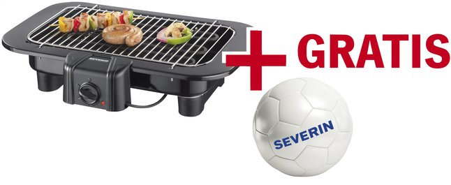 Afbeelding van Severin barbecue-grill PG2014 from ColliShop