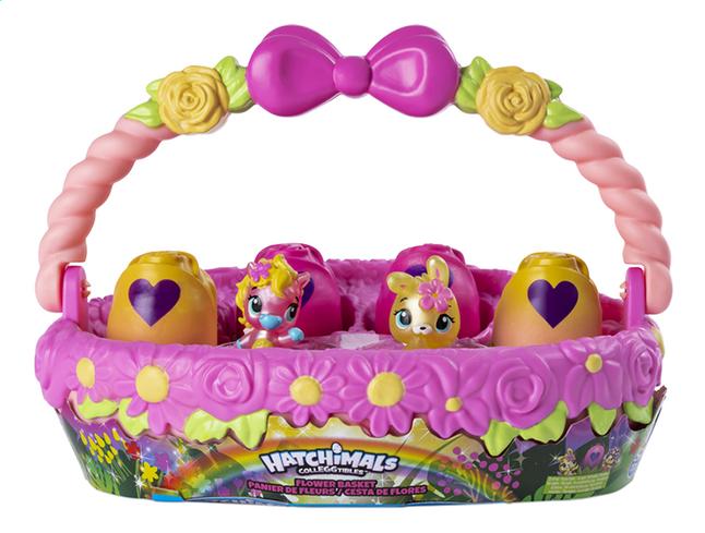 Hatchimals CollEGGtibles Basket