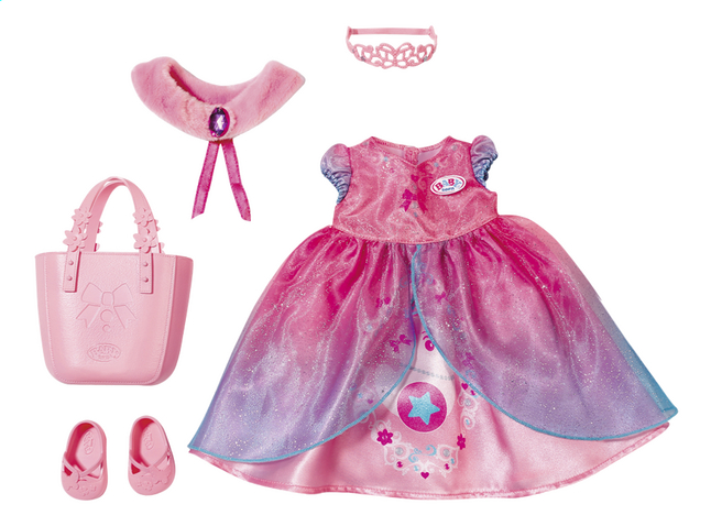 BABY born kledijset Boutique Deluxe Shopping Prinses