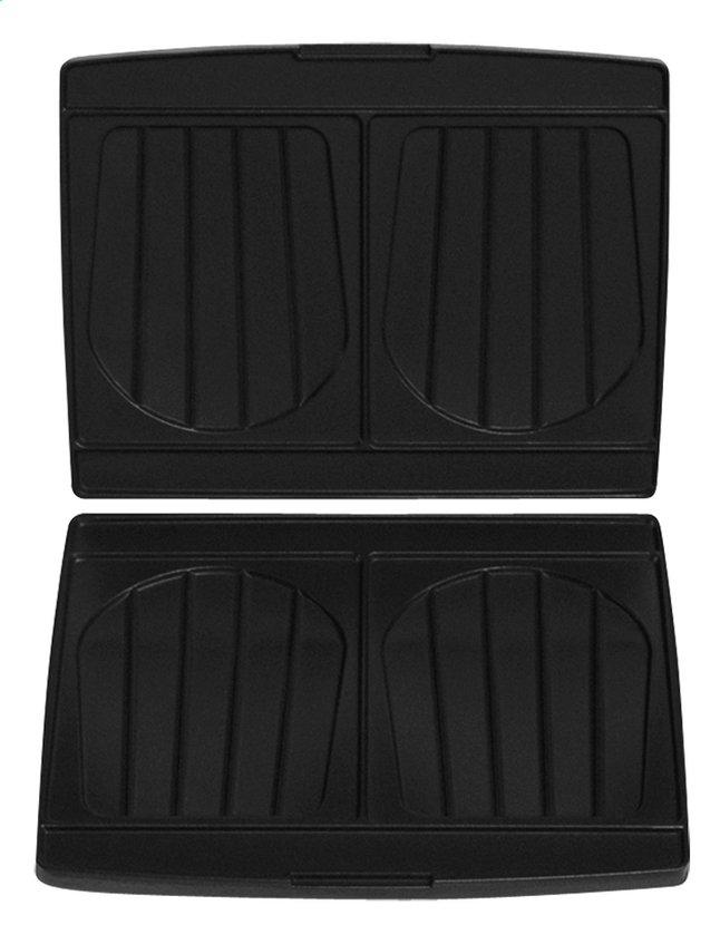 Fritel Plaques pour croques/sandwiches - 2 pièces