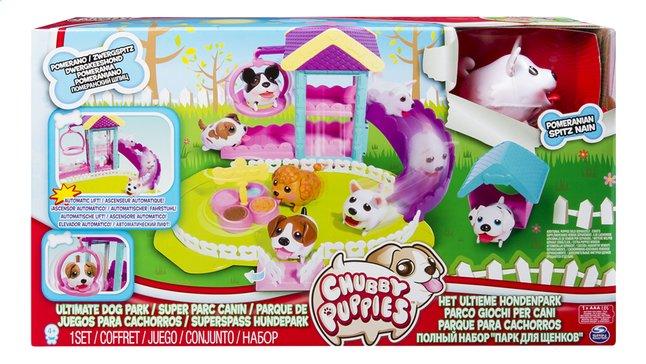 Image pour Spin Master set Chubby Puppies Super parc canin à partir de ColliShop