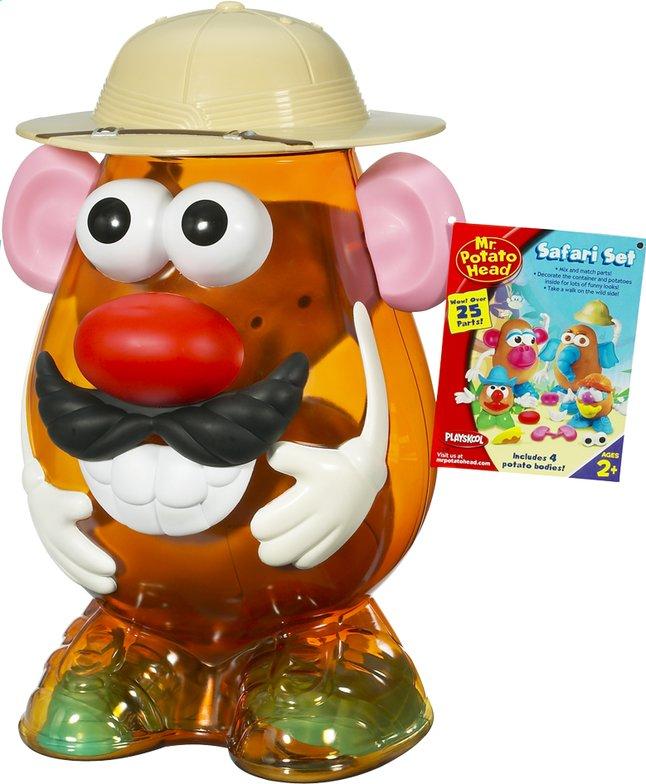 Afbeelding van Playskool Mr Potato Head Safariset from ColliShop