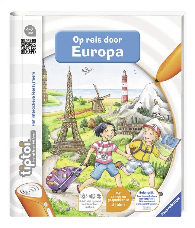 Image pour Ravensburger Tiptoi Op reis door Europa NL à partir de ColliShop