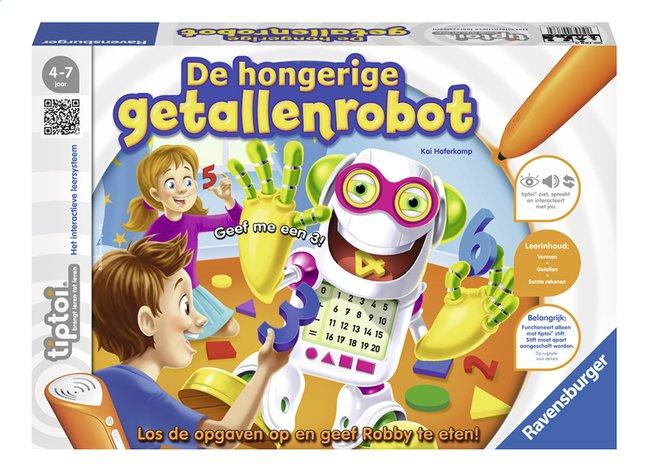 Afbeelding van Ravensburger Tiptoi De hongerige getallenrobot from ColliShop