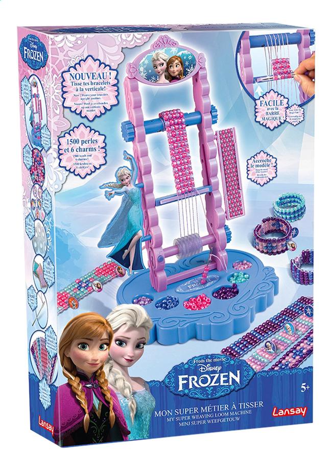Image pour Lansay Disney La Reine des Neiges Tisse tes bracelets à partir de ColliShop