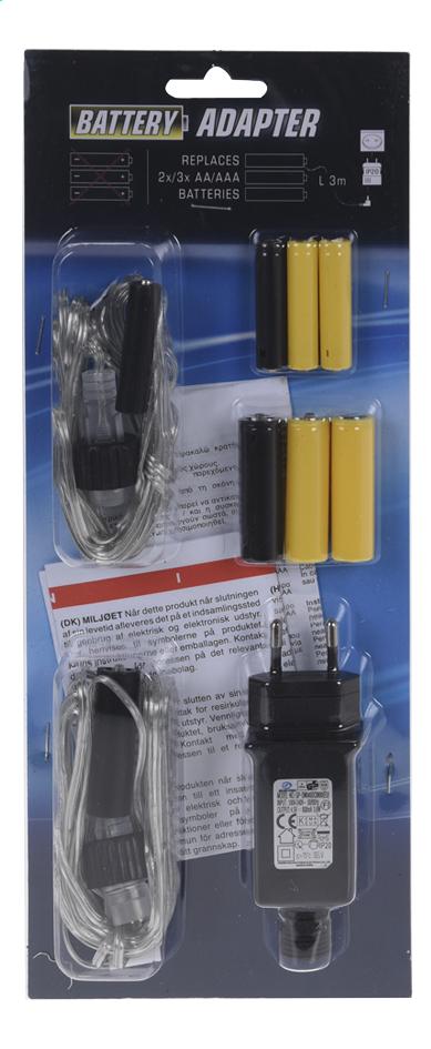 Afbeelding van Batterij adapter from ColliShop