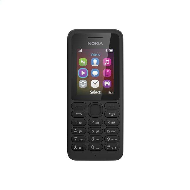 Afbeelding van Nokia GSM 130 zwart from ColliShop
