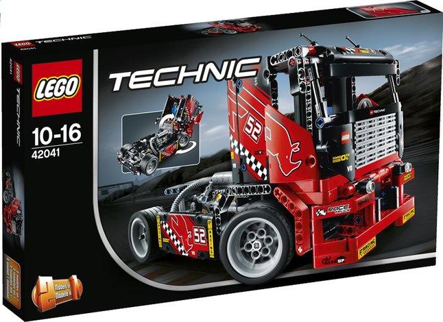 Afbeelding van LEGO Technic 42041 Race Truck from ColliShop