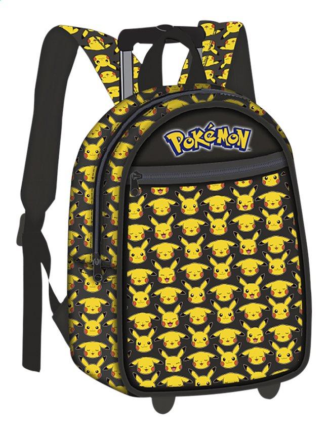 Image pour Sac à dos à roulettes Pokémon à partir de ColliShop