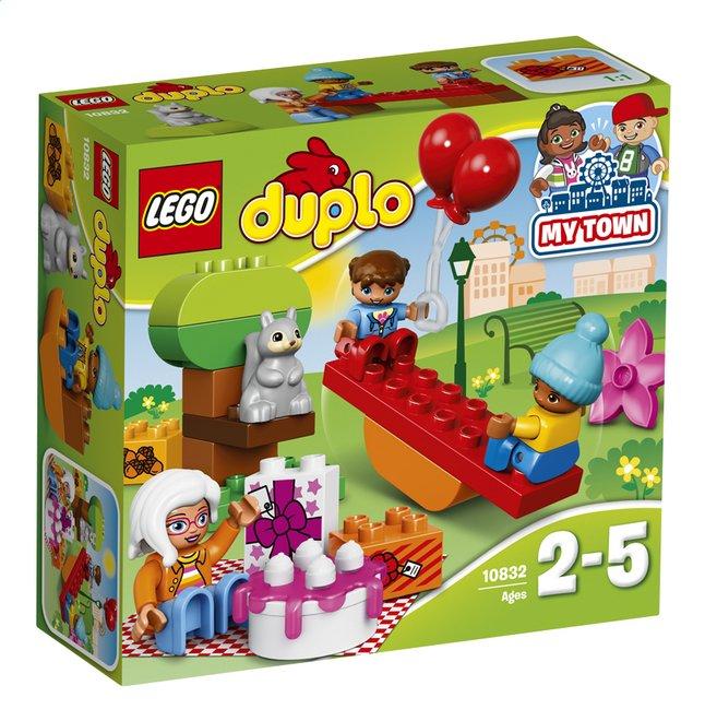 Afbeelding van LEGO DUPLO 10832 Verjaardagspicknick from ColliShop