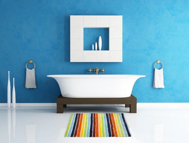 Afbeelding van Badmat Colorado multicolor from ColliShop