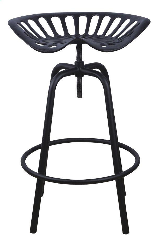 Image pour Esschert Chaise de bar haute noir à partir de ColliShop