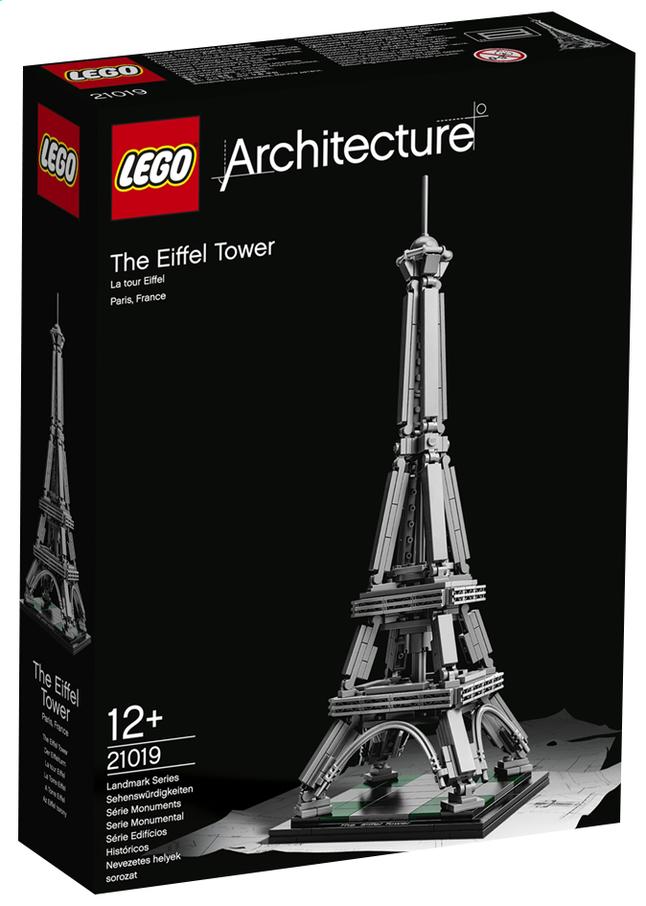 Image pour LEGO Architecture 21019 La tour Eiffel à partir de ColliShop