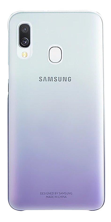 Samsung coque Gradation pour Samsung Galaxy A40 Violet
