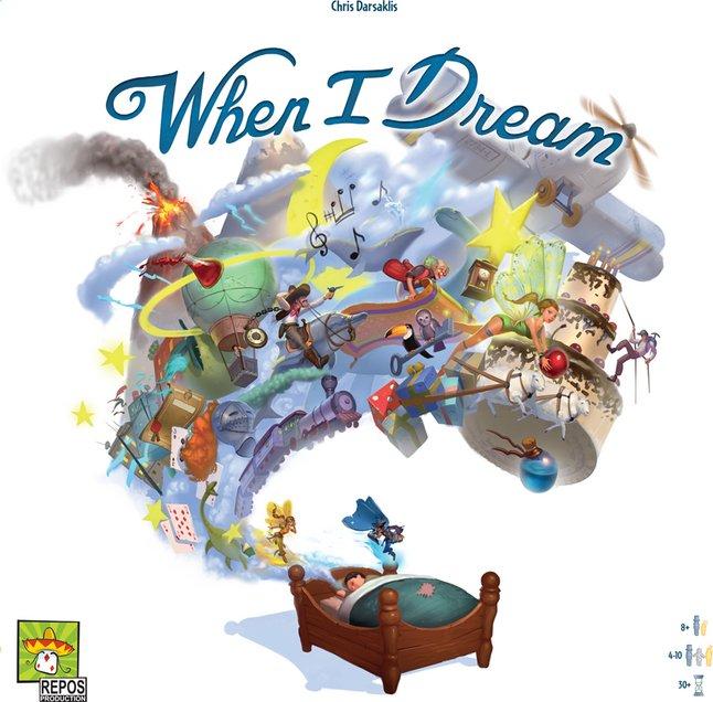 Afbeelding van When I Dream from ColliShop
