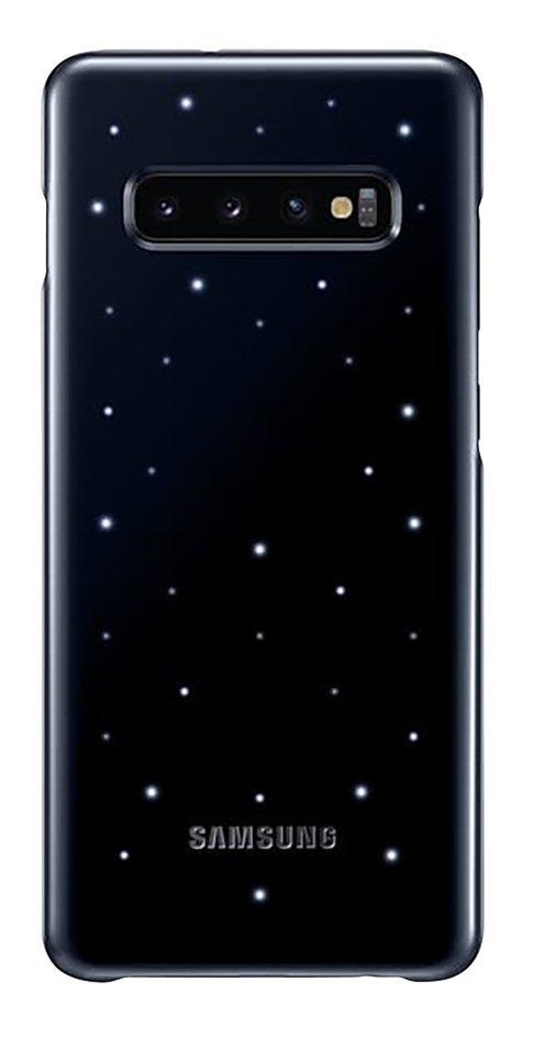 Samsung coque LED Cover pour Galaxy S10+ noir