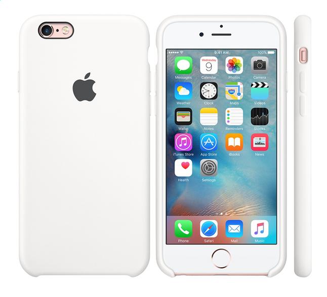 coque silicone pour iphone 6