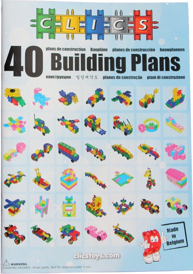 Image pour Clics Plans de construction à partir de ColliShop