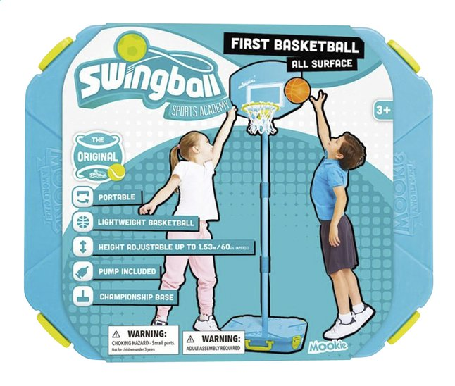 Mookie Swingball First Basketball