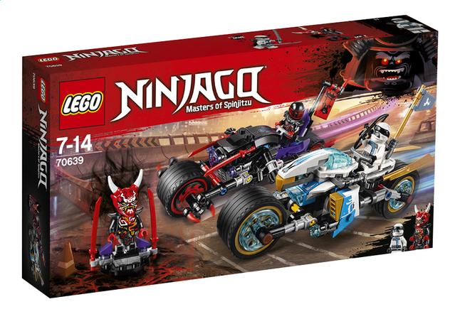 Afbeelding van LEGO Ninjago 70639 Straatrace van de slangenjaguar from ColliShop