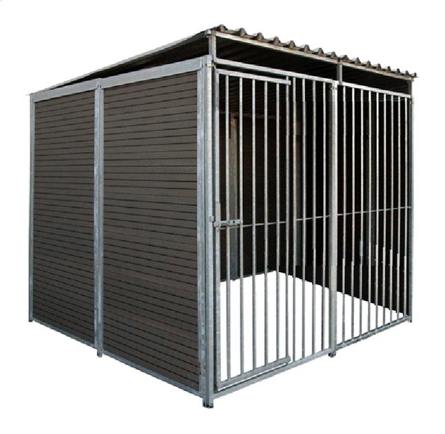 Image pour Nesa Grande cage pour chien Pro à partir de ColliShop